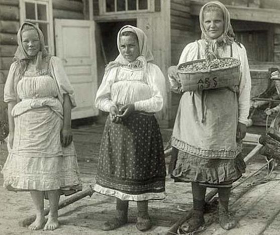 Каким женщинам на Руси запрещалось готовить
