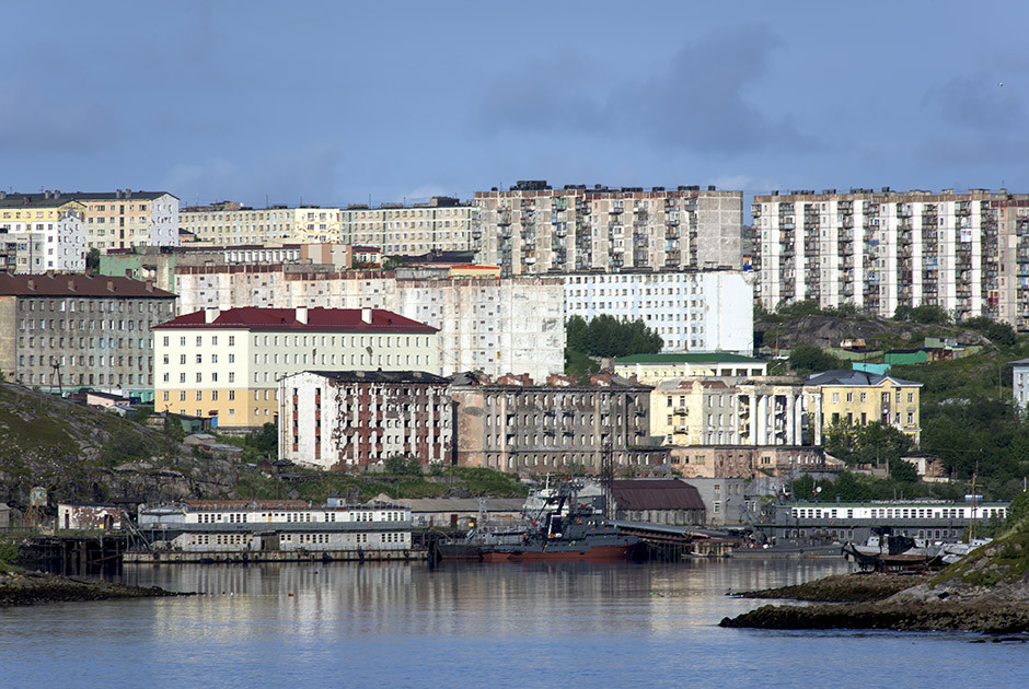 Североморск интересные места, россия, север, факты
