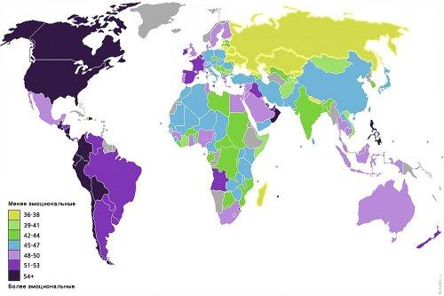 Географическая инфографика (15 фото)