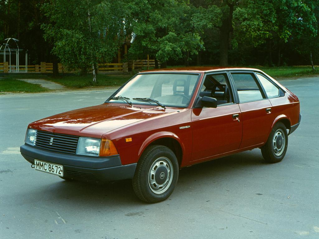 Renault собирается возродить бренд «Москвич»