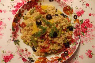 Каша «с изюминкой». 3 рецепта самостоятельных блюд из перловки и пшена