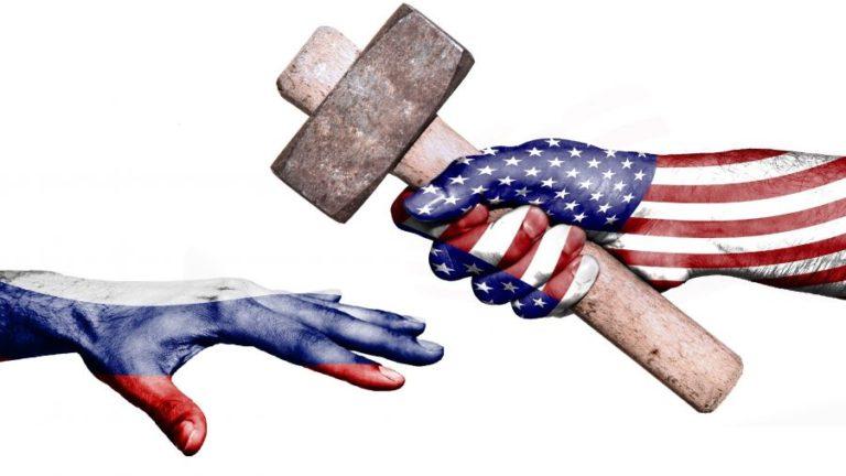 США наказывают Россию не за …