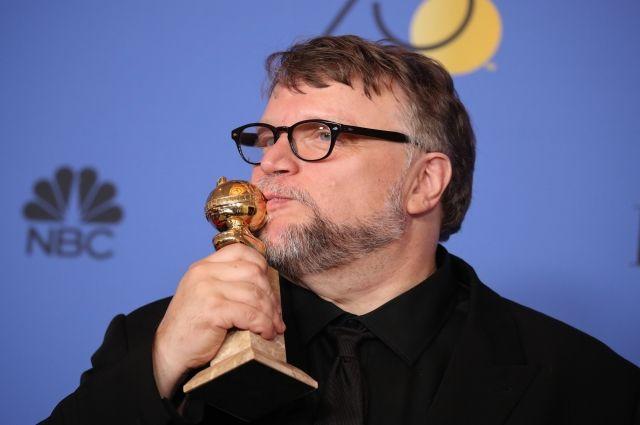 Режиссер Гильермо дель Торо получил «Золотой глобус»