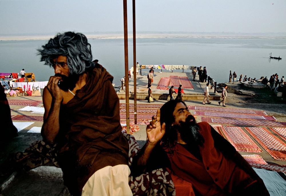 Изумляющая Индия в объективе легендарного Рагху Рая 50