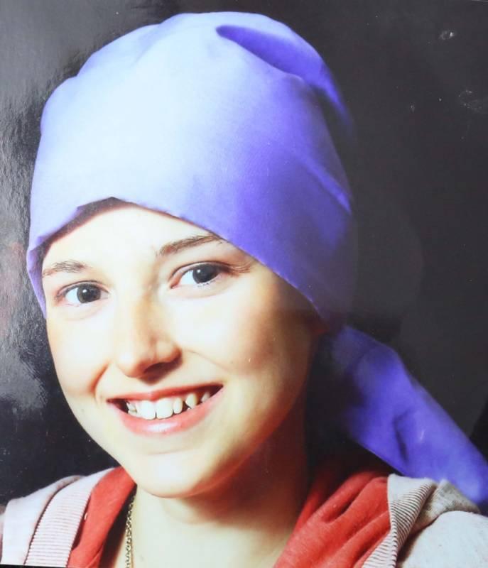 Умершая от рака девочка оставила родным душераздирающее послание дети, здоровье, события