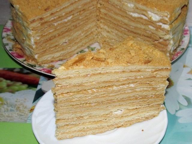 домашний простой торт с фото