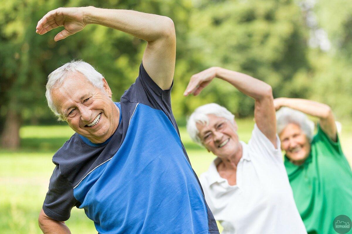 Топ привычек, которые помогают прийти в форму даже в пожилом возрасте