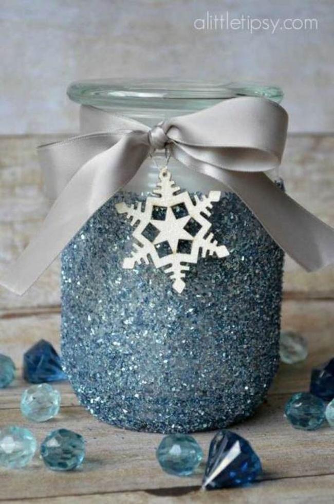 20 новогодних украшений, которые можно сделать за полчаса