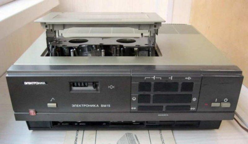 Видеомагнитофон моей мечты СССР, видеомагнитофон, жизненно, интересно, история из жизни
