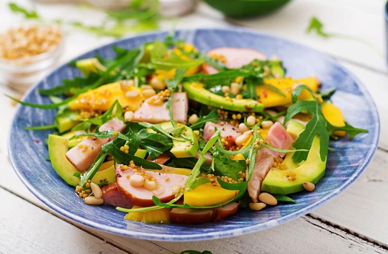 вкусные салаты из простых ингредиентов