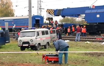 Водитель столкнувшегося с поездом под Владимиром автобуса арестован
