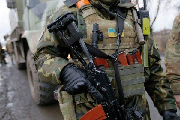 ВСУ стягивают в Донбасс запрещенное вооружение