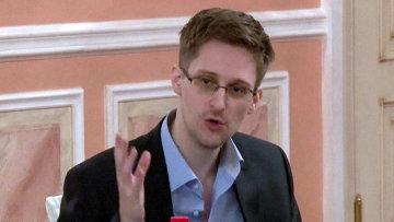 Сноуден назвал свою миссию завершенной