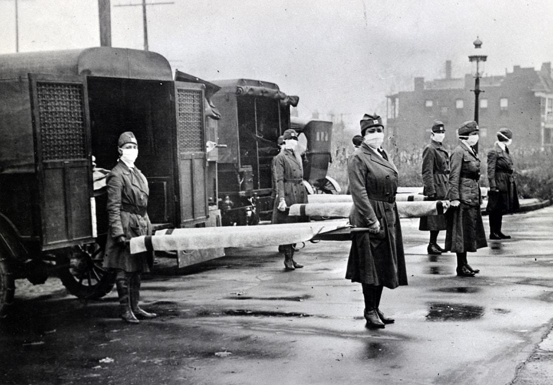Страшнее войны: Как сто лет назад эпидемия гриппа едва не уничтожила человечество