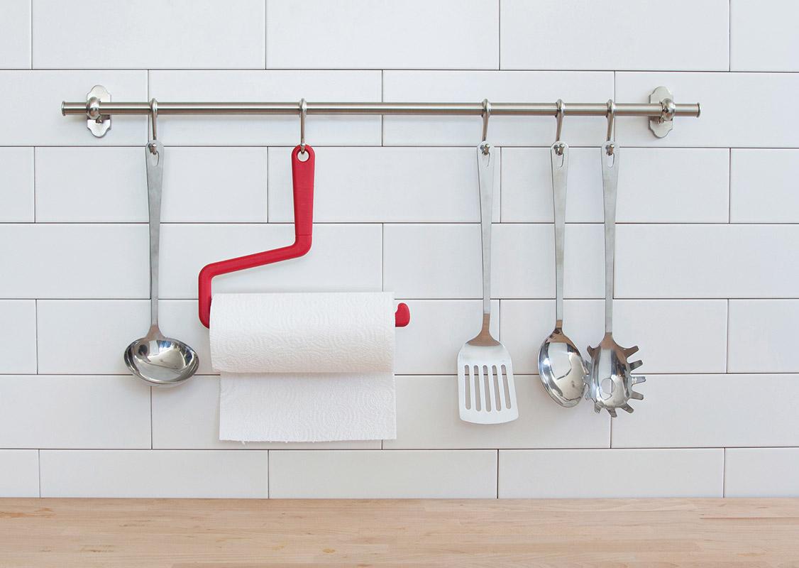 Держатель для кухонных полотенец Rollo