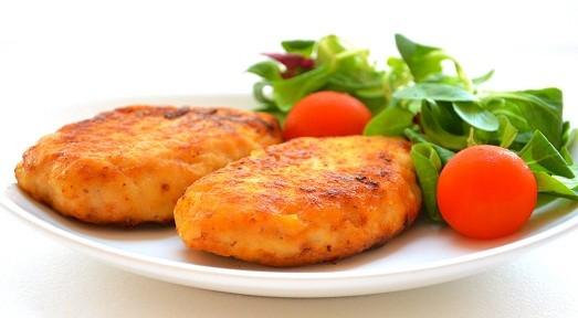 Простые рецепты овощных котлет