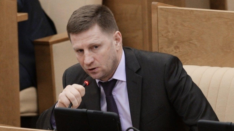 Фургал выбыл из борьбы за пост губернатора Хабаровского края