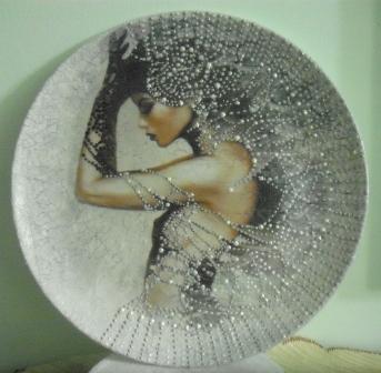 декоративная тарелка-панно и…