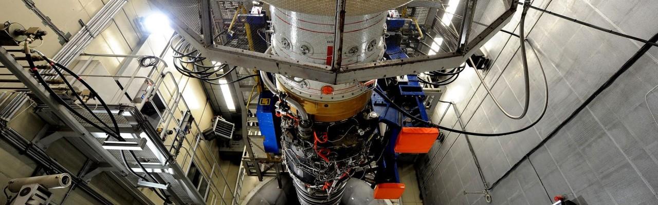 Rolls-Royce запустил демонстратор камеры сгорания для UltraFan