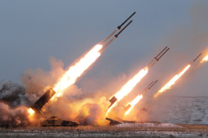 """Испытания огнеметной системы """"Тосочка"""" завершат в ближайшие два года"""