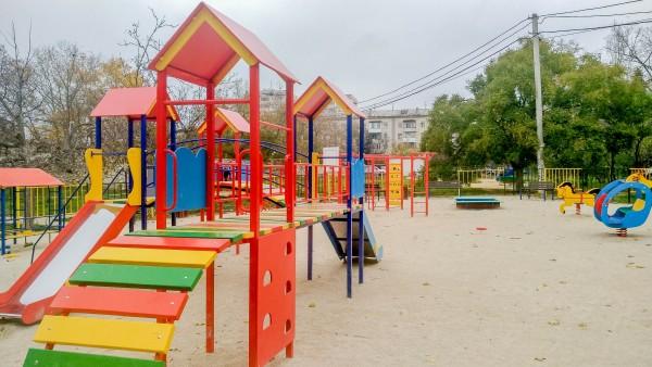 «Наш двор» в Севастополе
