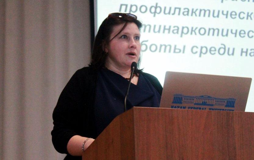 Завуч гимназии в Татарстане …