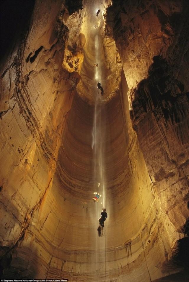 Путешествие к центру Земли: пещера Крубера