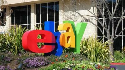 Чистая прибыль EBay существенно снизилась в четвертом квартале