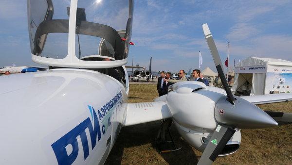 Самолеты Diamond DA42