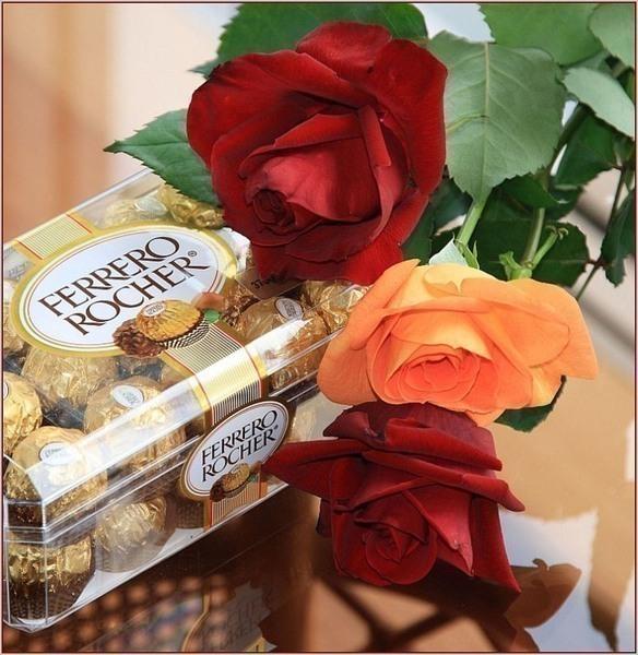 С днем рождения конфетка поздравления