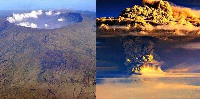 Планы НАСА по предотвращению извержения супервулкана Йеллоустоун опасны только для самих США