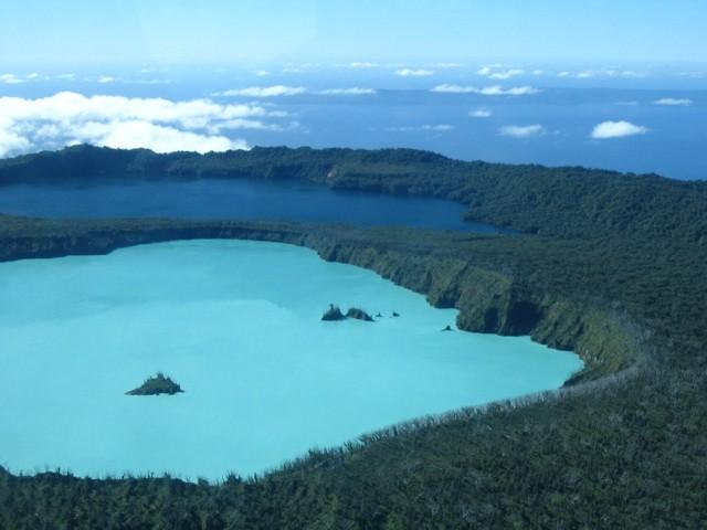 Остров Оба, Вануату