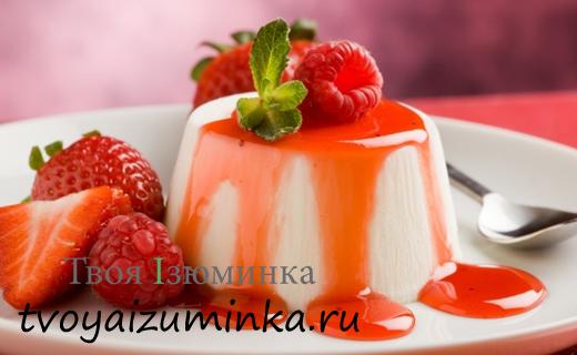 Творожно-фруктовый чизкейк