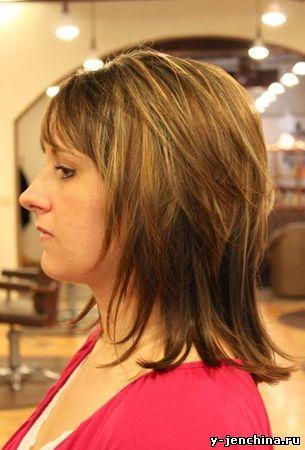 Стрижки с с тонкими ломкими волосами
