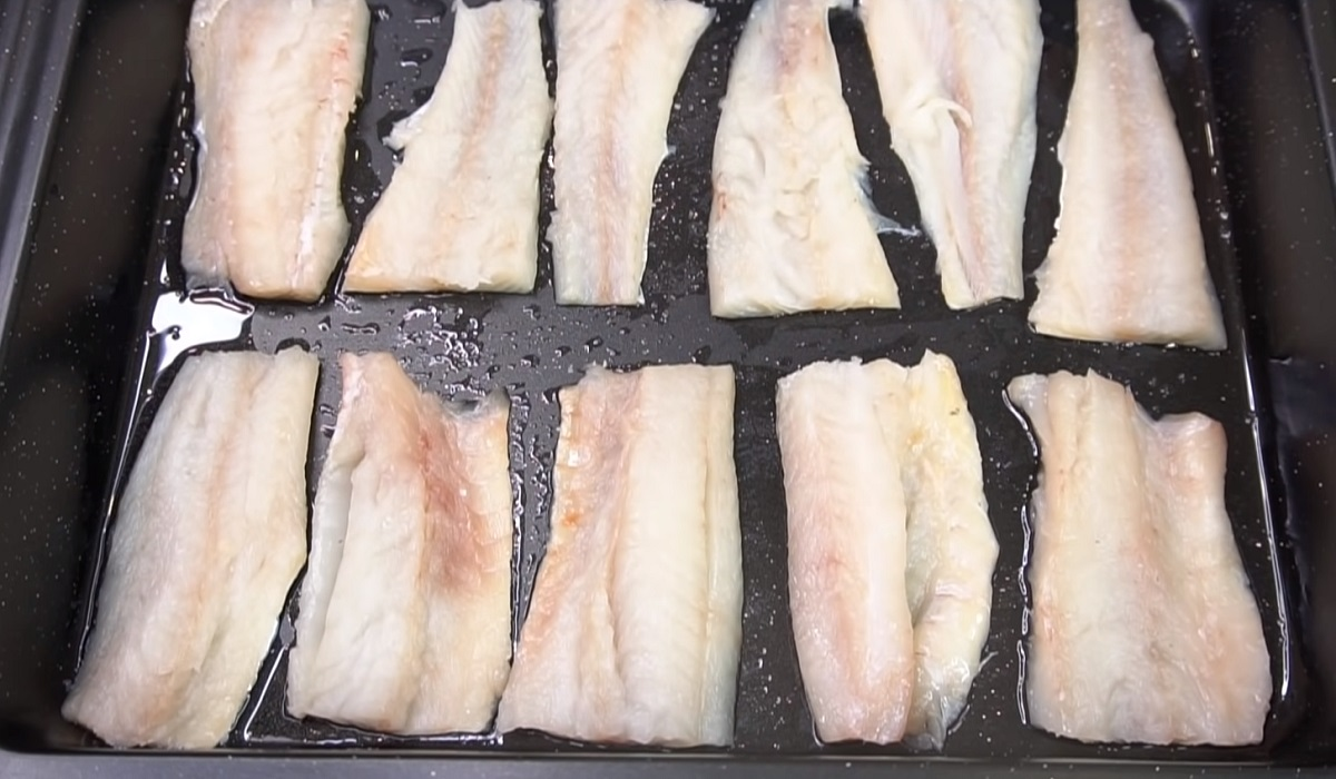 рецепт рыбы с луком