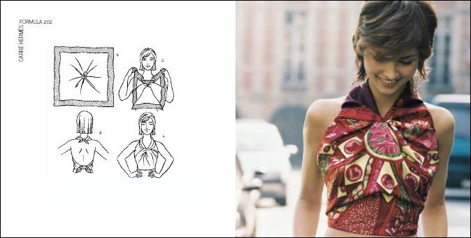 Как красиво завязать платок на голове и на шее: способы с