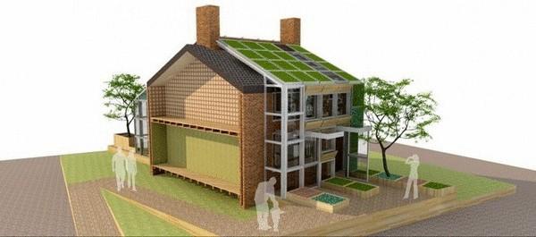 Солнечные батареи для эффективного дома