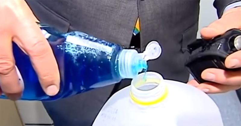 средство для таяния льда