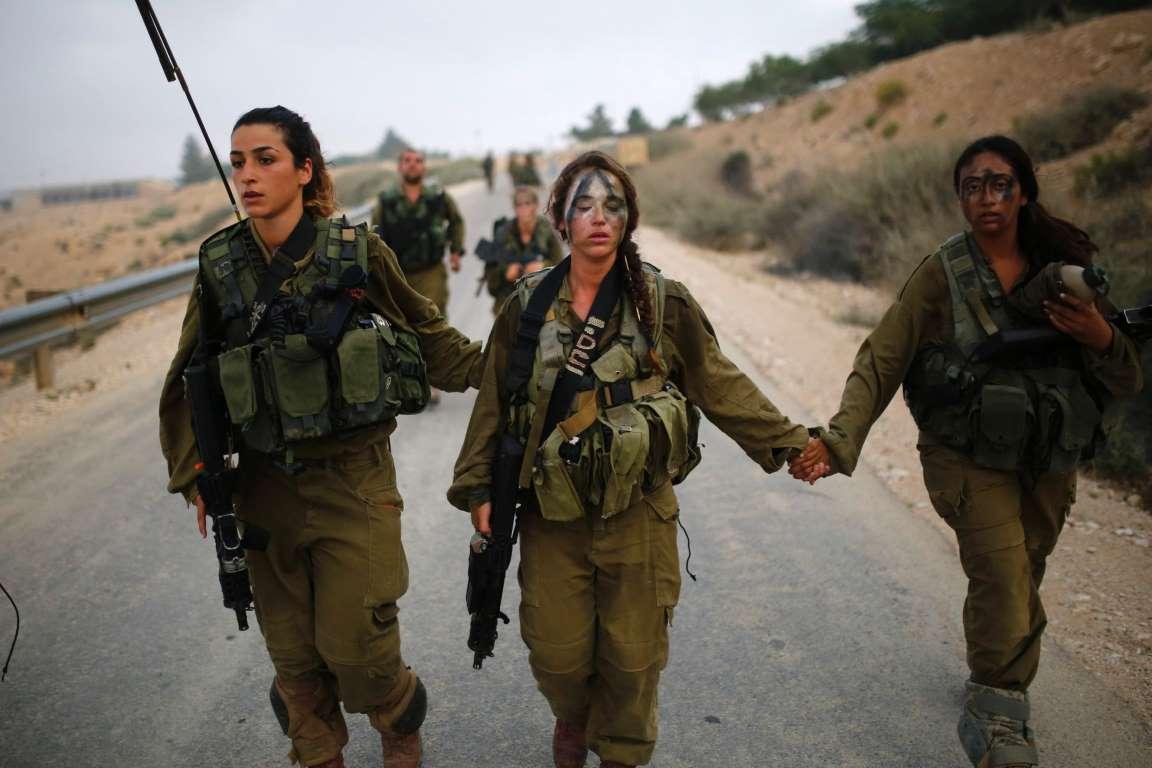 У войны (не) женское лицо-7