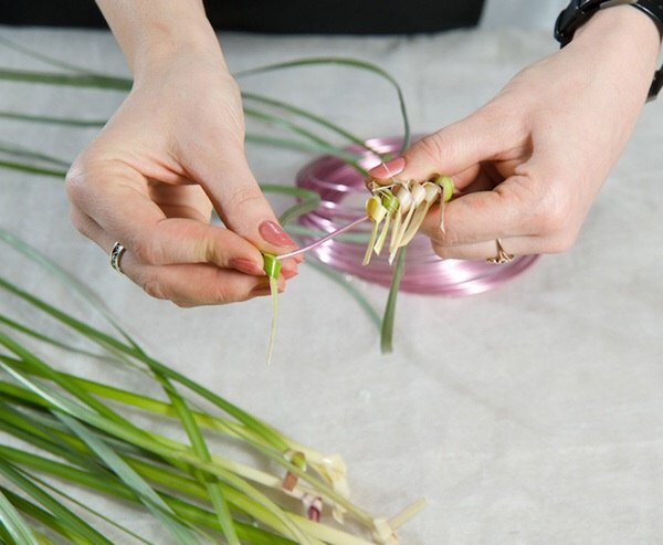 Мастер-класс по созданию флористической композиции «Сердце»