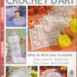 Elena Crochet d'art № 25 2003г. (вязание)