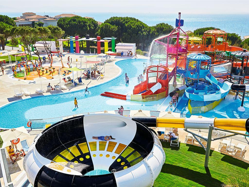 Лучшие отели Греции с водными горками на лето 2018 года