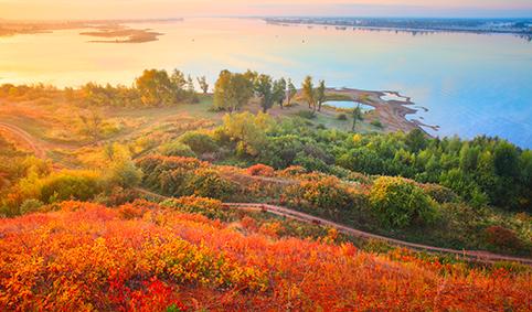 16 мест, где осень особенно прекрасна