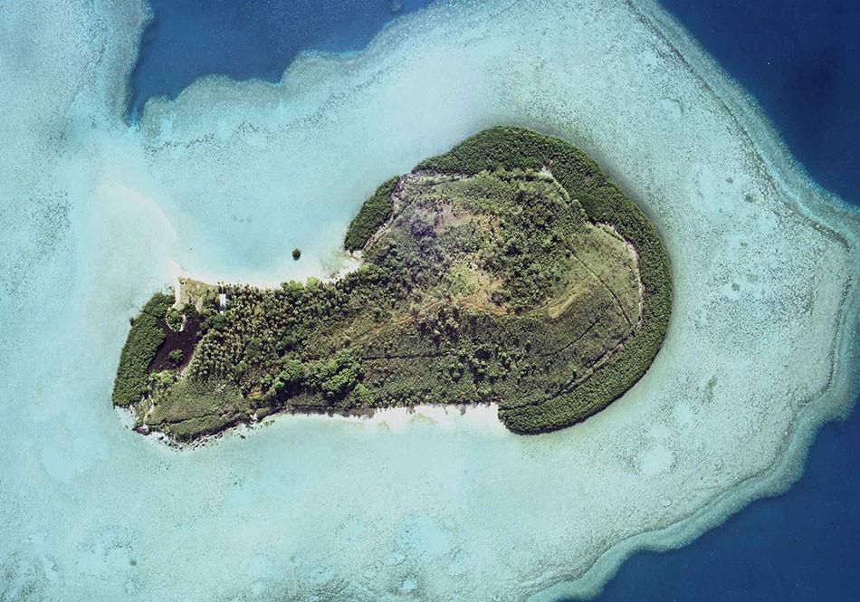 4. Остров в виде пениса, Фиджи в мире, остров