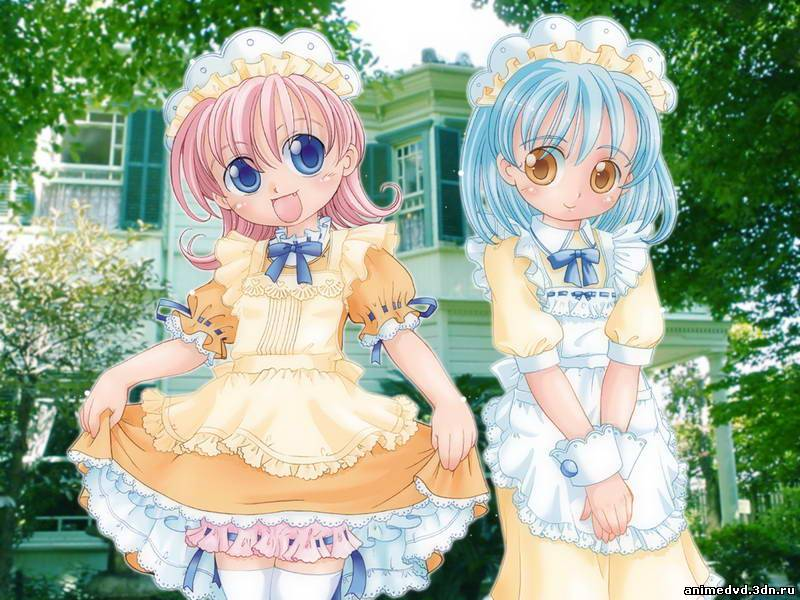 японская анимация Anime Art