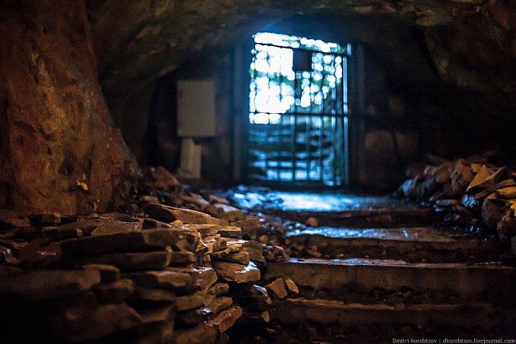 Черовак— самый большой комплекс пещер в Хорватии