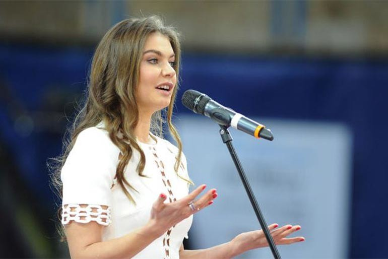 Самые красивые женщины в мировой политике