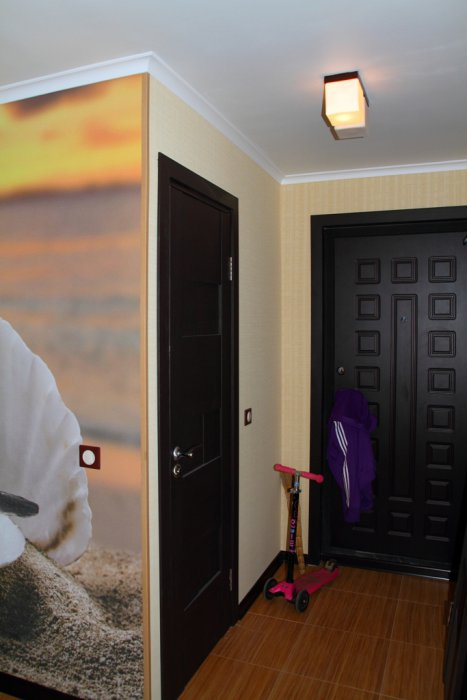 Ремонт в 2-х комнатной хрущевке