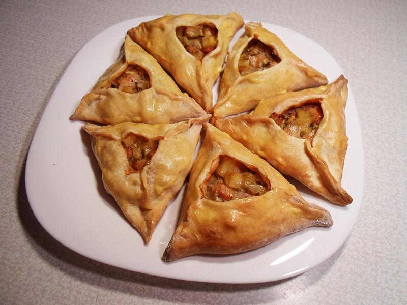 Эчпочмаки: национальное татарское блюдо