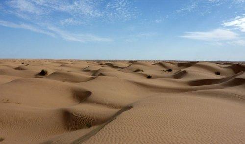 Топ-25: Самые невероятные пустыни, существованию которых можно лишь радоваться